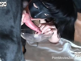Fishnets-wearing hottie gets fucked and creampied